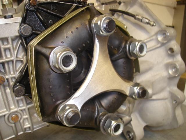 Drivetrain Gelscoe Motorsport Ford Gt40