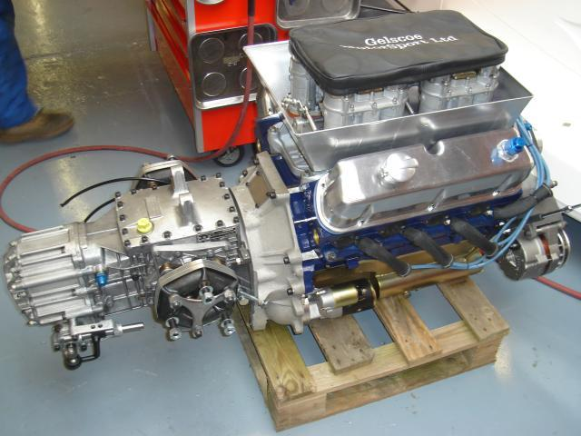Engine | Gelscoe Motorsport FORD GT40