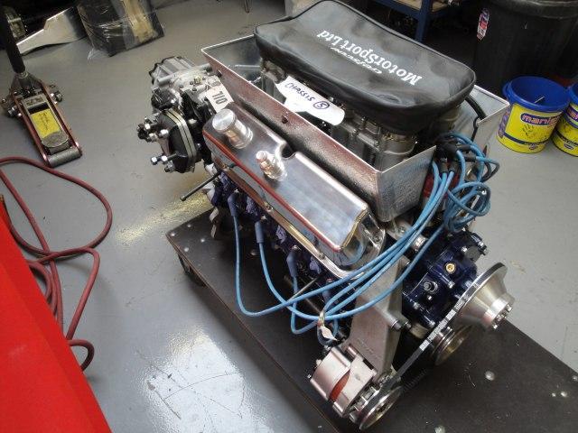 Ford Racing Parts >> GEL W005 – Pre '65 GT40 | Gelscoe Motorsport FORD GT40